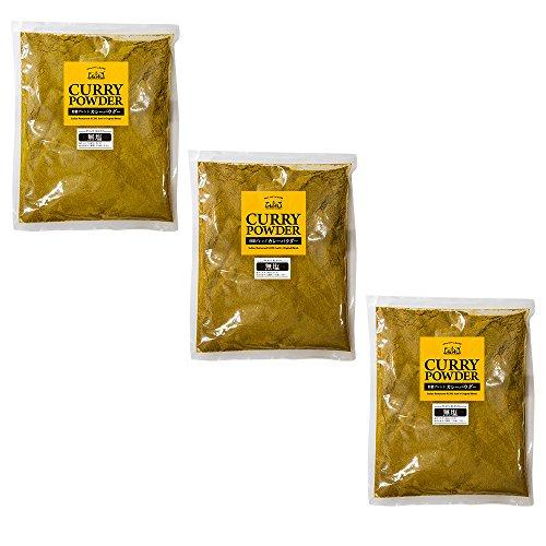 無塩 カレー粉 3kg (1kg×3袋) カレーパウダー 神戸アールティー