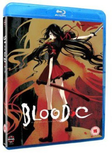 Blood C-Complete Series [Blu-ray] [Import]