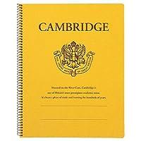 キョクトウ ケンブリッジ A4変形 スプリングノート 5冊セット