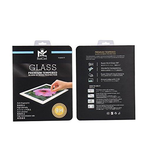 RoiCiel 液晶保護強化ガラスフィルム 硬度9H 超薄0...