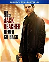 Jack Reacher: Never Go Back/ [Blu-ray] [Import]