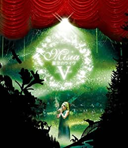 星空のライヴV Just Ballade MISIA with 星空のオーケストラ2010 [Blu-ray]