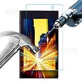 【国産ガラス素材】【riseシリーズ】Asus MeMO Pad 7 ME572C/CL ガラスフィルム 液晶保護強化ガラス 硬度9H 超薄0.33mm(総厚0.4mm) 2.5D ラウンドエッジ加工済 さらさら表面コート 指紋防止 防汚コーティング処理 飛散防止処理高品質ガラスフィルム