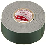 エーモン工業(amonkogyo) 超強力両面テープ エアロパーツ用 幅25mm×長さ1.2m×厚さ2.0mm 1705