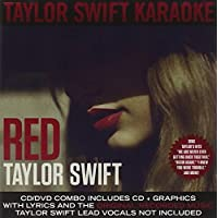 Red Karaoke by Taylor Swift (2013-02-05)