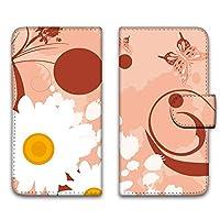 WHITENUTS Galaxy Note10 SM-N9700 ケース 手帳型 UVプリント手帳 パターンB (cw-1517) スマホケース ギャラクシー ノートテン 手帳 カバー スマホカバー WN-PR3827630_L