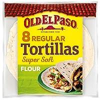 Old El Paso - 8 Tortillas - Regular Super Soft - 326g