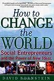 BORNSTEIN : HOW TO CHANGE WORLD