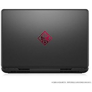 ヒューレット・パッカード ノートパソコン OMEN by HP 17-w104TX スタンダードモデル(ゲーミングパソコン) Y4G96PA-AAAB