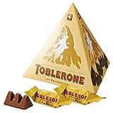 スイスお土産 トブラローネTOBLERONE マッターホルンチョコレート 15粒入り