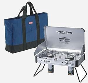 ユニフレーム(UNIFLAME)ツインバーナー US-1900 トートバッグセット(610305+683538)