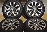 【中古】【スタッドレスタイヤ付きホイール 17インチ】MOTEC モーテック GLEN 225/60R17 BMW X3 F25 E83 17in【U1218Z25H-HK1】