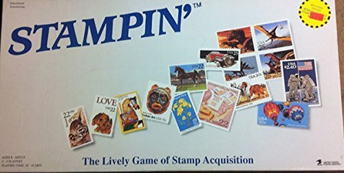 Stampin' - The Lively Game of Stamp Acquisition by Rainy Day Designs, USPS [並行輸入品]