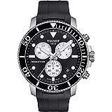 [ティソ] 腕時計 T1204171705100 メンズ 正規輸入品 ブラック