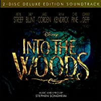 INTO THE WOODS O.S.T. (STEPHEN SONDHEIM) [DELUXE VERSION] <2 FOR 1>