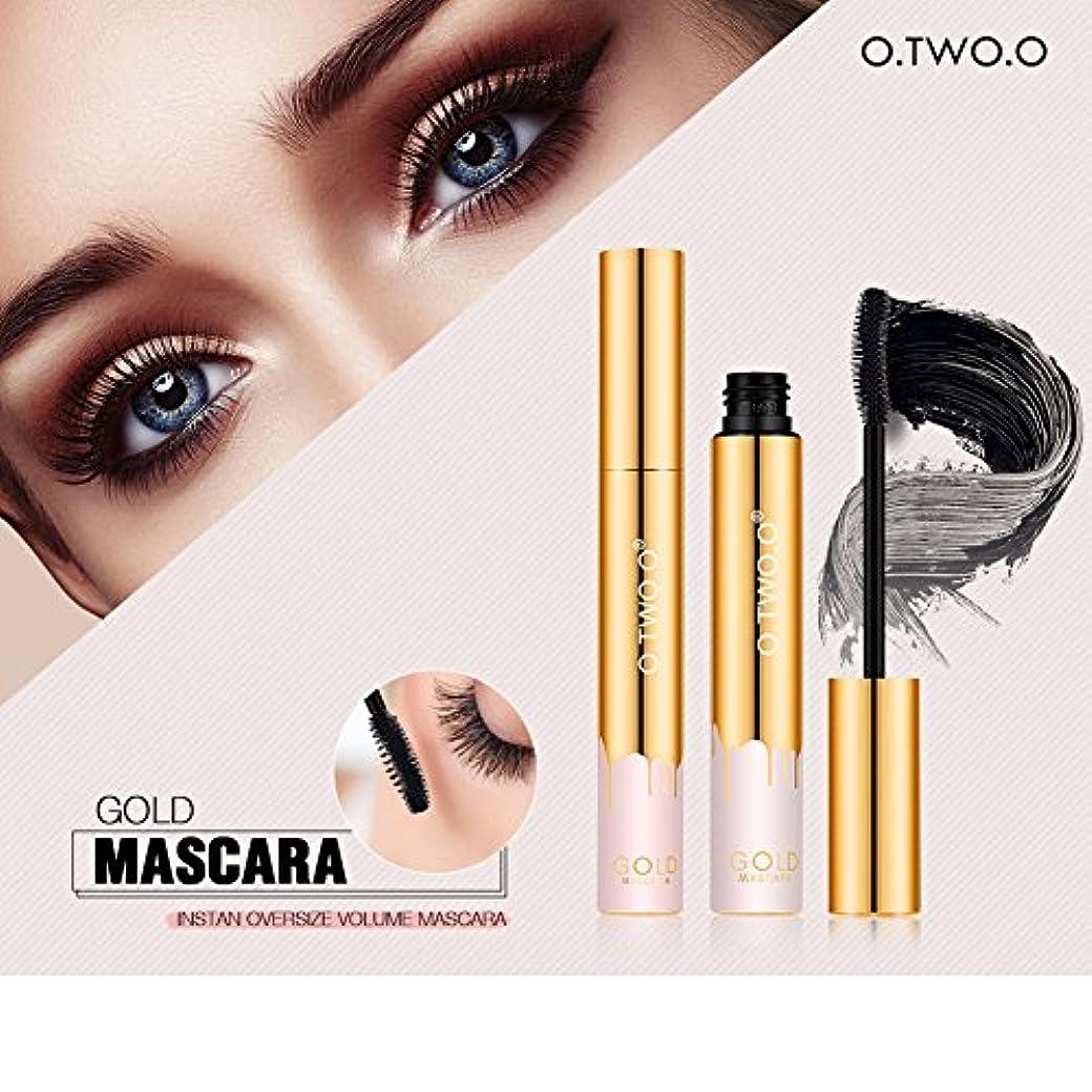 暗記するオーバーフローアジア人マスカラ、カーリング厚めのまつ毛の目、まつ毛のメーキャップのための長く持続する伸びと防水デザイン