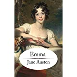 Emma: Emma is a comic novel by Jane Austen (annotated) (English Edition)