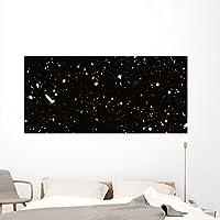 Deep Space Wall Mural by Wallmonkeys Peel and Stick Graphic (72 in W x 34 in H) WM51850 [並行輸入品]