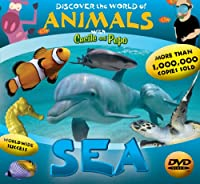Discover the World of Animals: Sea [DVD] [Import]