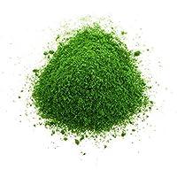 ノーブランド品 2バッグ 葉モデル 粉末 樹木 情景 鉄道模型 風景の装飾 7パタン選べ - 緑