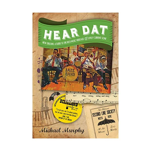 Hear Dat New Orleans: A ...の商品画像