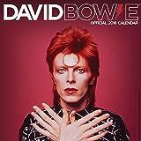 1周忌追悼 DAVID BOWIE デヴィッド・ボウイ - 2018年カレンダー / カレンダー 【公式 / オフィシャル】