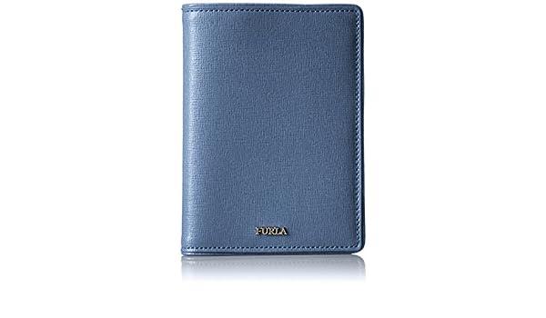 d7ea813b0cde Amazon | [フルラ] パスケース ペーパームーン パスポートケース PO89B30 ブルーコバルト(コバルトブルー) | Furla(フルラ)  | 定期入れ