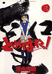 とめはねっ! 鈴里高校書道部(3) (ヤングサンデーコミックス)