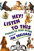 Hey! Listen to This: Stories to Read Aloud by Unknown(1992-05-01)