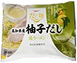 K&K だし麺 高知県産柚子だし塩ラーメン 102g×10個