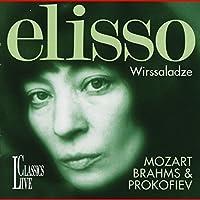 Mozart Brahms & Prokofiev