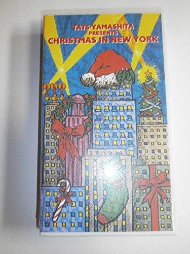 TATS YAMASHITA PRESENTS CHRISTMAS IN NEW YORK [VHS]