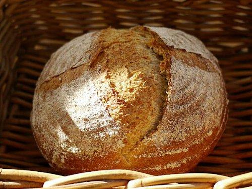 天然酵母 パン ド カンパーニュ