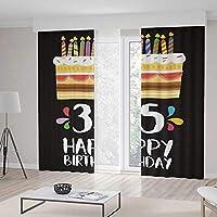 装飾コレクション 31歳の誕生日デコレーション リビングルーム用 カラフルなグリーティングデザイン 31年 幾何学模様 楽しいグラフィック 103Wx108L Inches CL401_10_K264xG275_005916