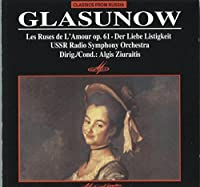 Ruses D'Amour (The Pranks of Love), or Lady Soubrette, or The Trial of Damis/Sea/March