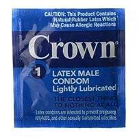 Okamoto CROWN condoms - 100 condoms by Crown