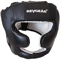 Revgearレザーヘッドギア