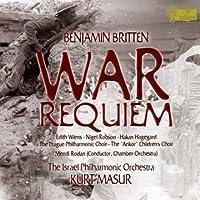 Benjamin Britten: War Requiem Op.66 by Edith Wiens (2011-11-08)