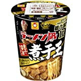 マルちゃん 縦型ビッグ ラーメン凪 煮干王 96g×12個