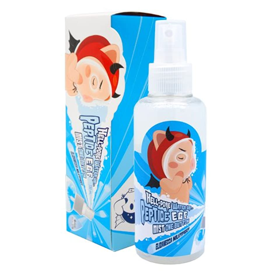 [New] Elizavecca Hell Pore Water Up Peptide EGF Mist One Button 150ml/エリザヴェッカ ヘル ポア ウォーター アップ ペプチド EGF ミスト ワン...