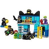 LEGO DUPLO DC Comics Super Heroes Batman Batcave Challenge 10842, Preschool, Pre-Kindergarten, Large Building Block Toys for Toddlers [並行輸入品]