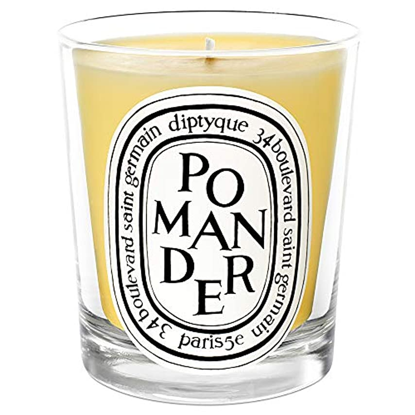 黄ばむクロス木曜日[Diptyque] DiptyqueのPomander香りのキャンドル190グラム - Diptyque Pomander Scented Candle 190g [並行輸入品]