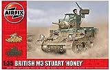 エアフィックス 1/35 イギリス軍 M3スチューアート ハニー 軽戦車 プラモデル X1358
