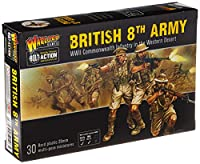British 8th Army SW