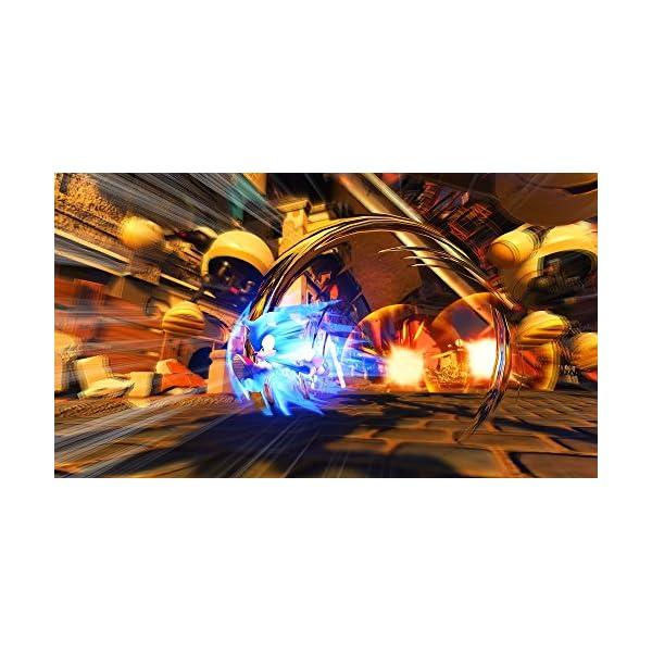 ソニックフォース -Switchの紹介画像2