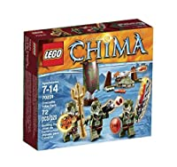 LEGO Chima Crocodile Tribe Pack [並行輸入品]