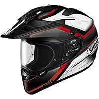 ショウエイ(SHOEI) バイクヘルメット オフロードHORNET ADV SEEKER TC-1 レッド/ブラック XL (頭囲 61cm)