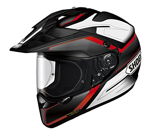 ショウエイ(SHOEI) バイクヘルメット オフロードHORNET ADV SEEKER TC-1 レッド/ブラック L(59cm)