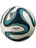 adidas(アディダス) サッカーボール ブラスーカ クラブプロ 5号球 (AF5822WB) 2016年モデル
