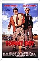 映画の金属看板 ティンサイン ポスター / Tin Sign Metal Poster of Movie Tommy Boy